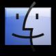 Mac OS X Finder Icon