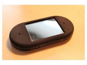 3D printed GTA04 case
